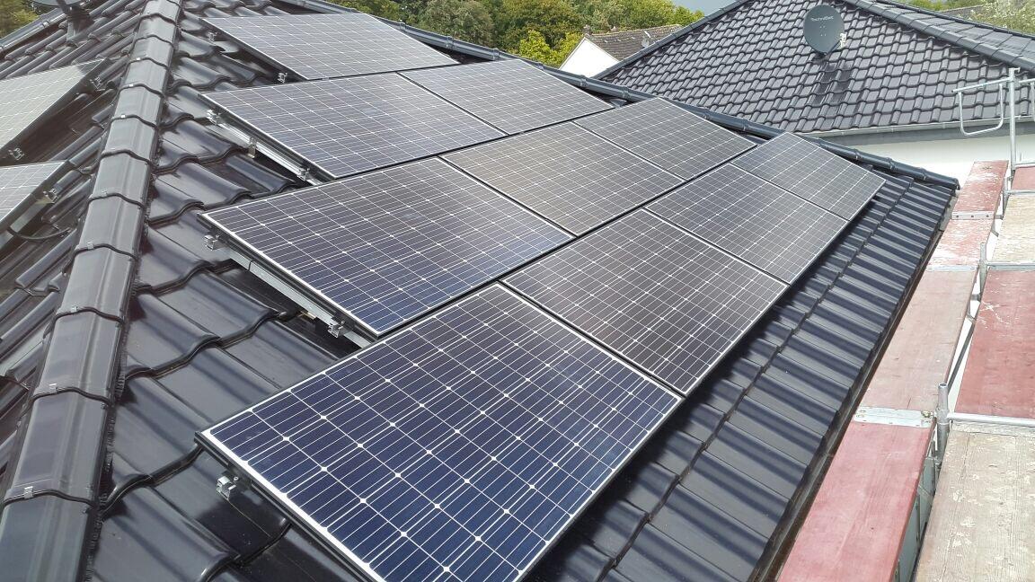 9,52 kWp in Rheda-Wiedenbrück