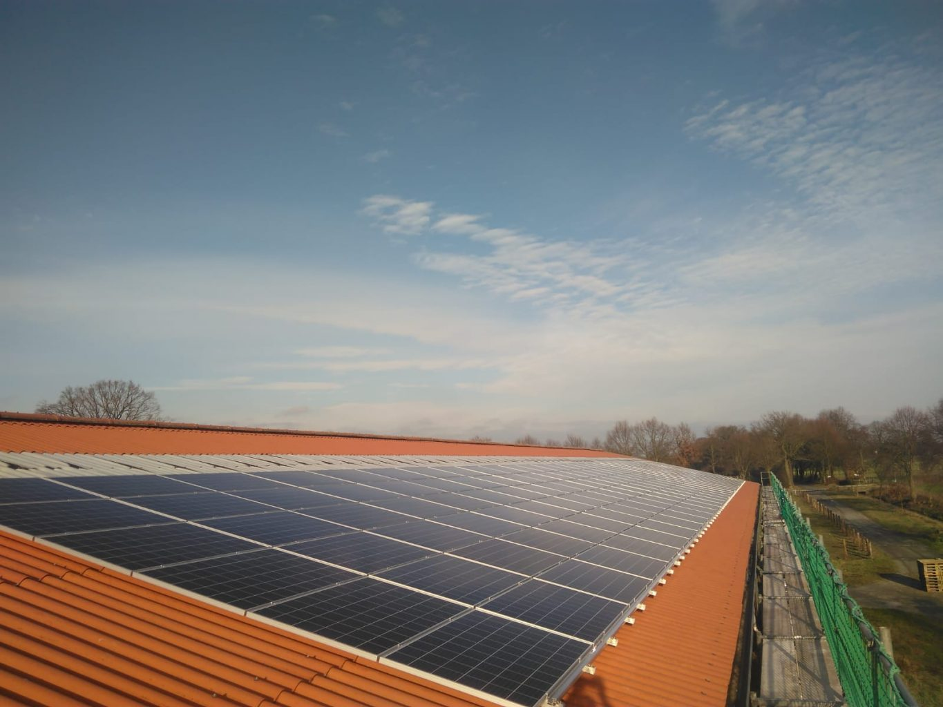 53,94 kWp in Bad Waldliesborn